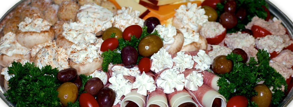 COMBINATION PARTY TRAY