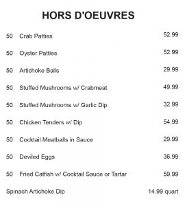 catering-Hors-d-Oeuvres