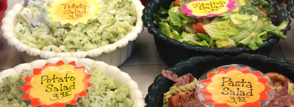 World Deli Salads